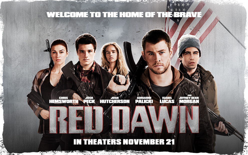 Watch Red Dawn 2012 movie online for free. Full length versi