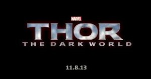 Thor 2 the dark world banner