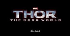Thor 2 the dark world banner