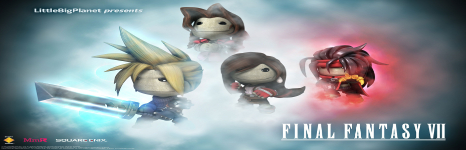 little big planet 2 final fantasy vii