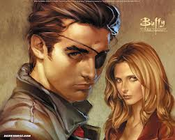 Buffy and Xander Season 8