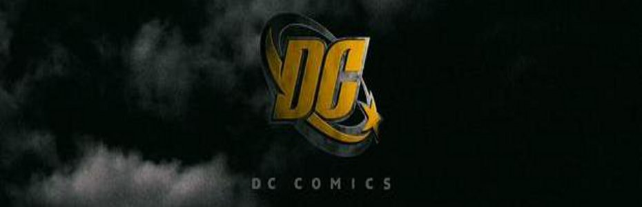 DC Comics Logo slider