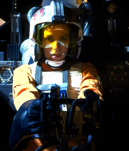 return of the jedi female pilot 3