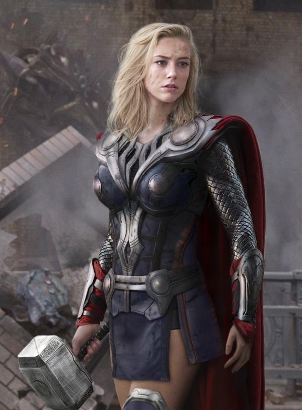Amer Heard Thor