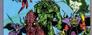 dark universe swampthing