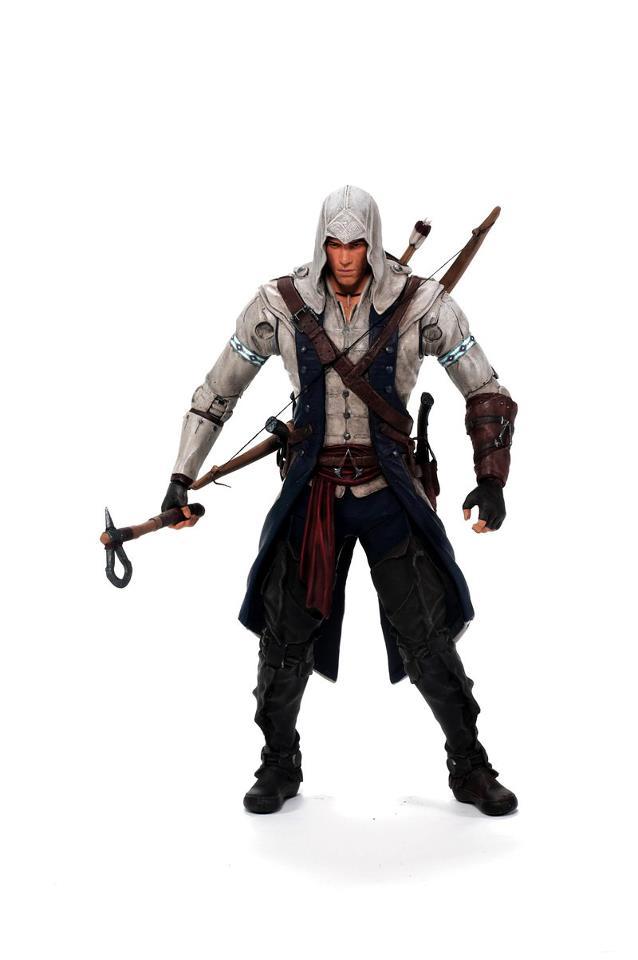 MacFarlane Connor Assassins creed 3