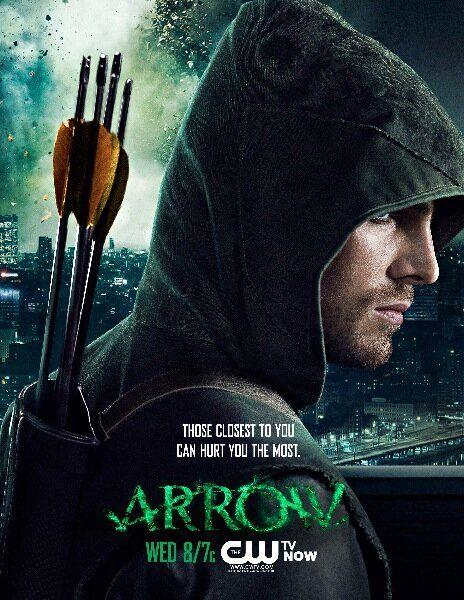 arrow new poster
