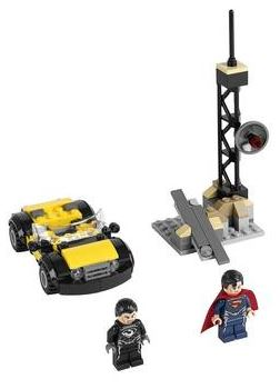 man of steel LEGO 2