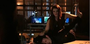 Arrow Episode 17 Huntress_06