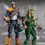 Injustice Deathstroke Green Arrow 2 pack action figures