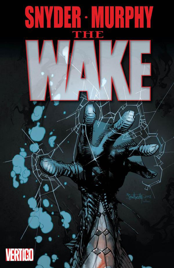 The Wake DC Comics Vertigo Scott Snyder