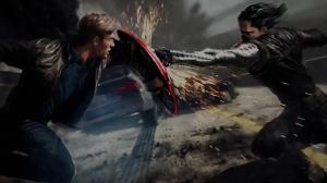 Marvel Captain America Winter Soldier