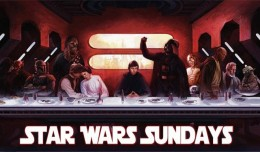 STARWARS sundays CONTINUUM SLIDER