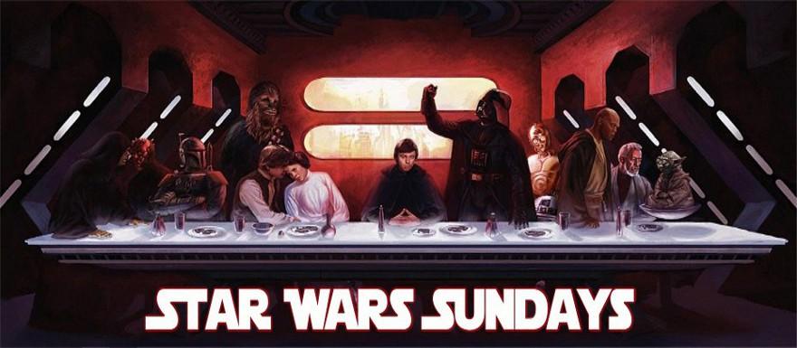 Starwars sundays continuum slider