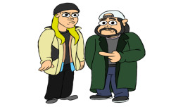 Jay and Silent Bob's Super Groovy Cartoon Movie Opening Credits!