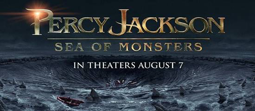 Percy Jackson: Sea of Monsters- new theatrical trailer!