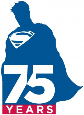 Superman-75-logo