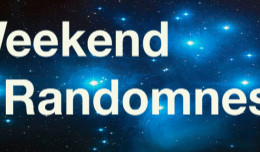 Weekend Randomness contiuum slider