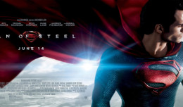 Man of Steel Poster Slider