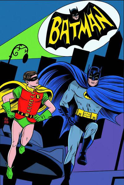 Batman 66 1 cover