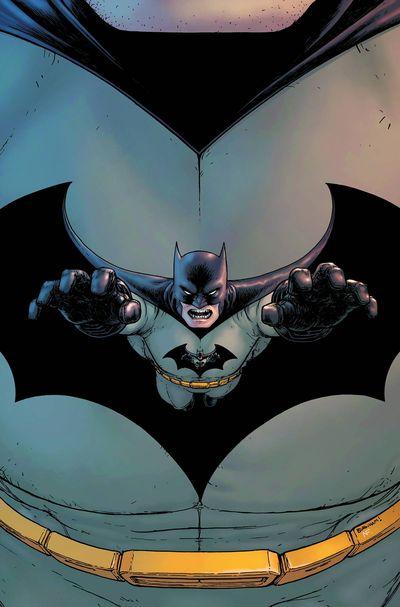 Batman Incorported 13 Cover