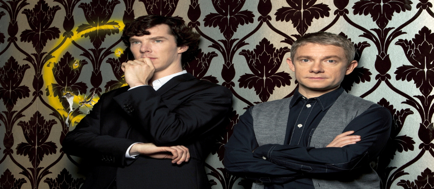 Sherlock- Season 3 is set to premiere on PBS on January 19th!