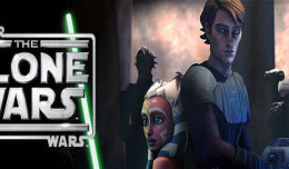 Star Wars Clones Wars Slider