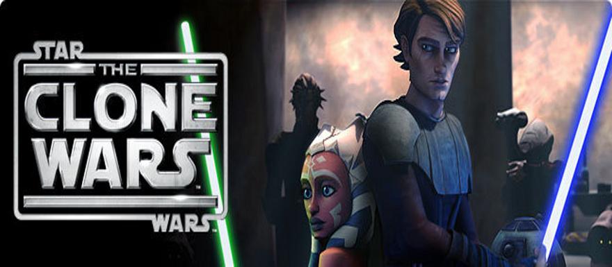 Star Wars Clones Wars Slider