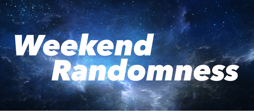 Weekend Randomness Continuum Slider New