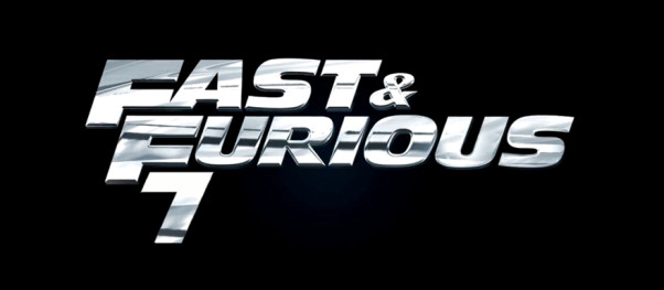 Fast and Furious 7 slider test