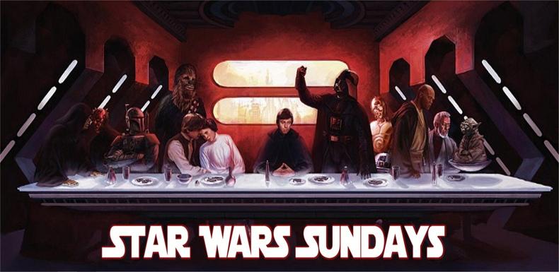 Star Wars Sundays continuum slider test