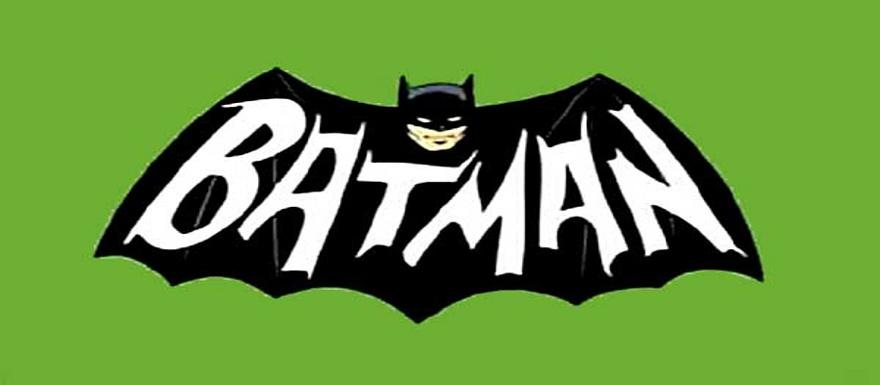 Classic Batman tv Logo Classic tv Show Batman