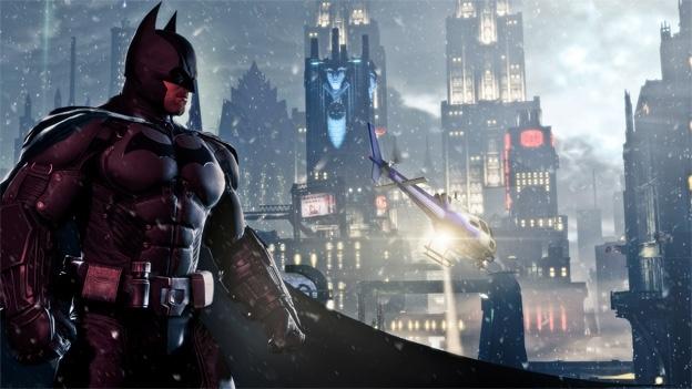 Arkham Origins Batman Gotham