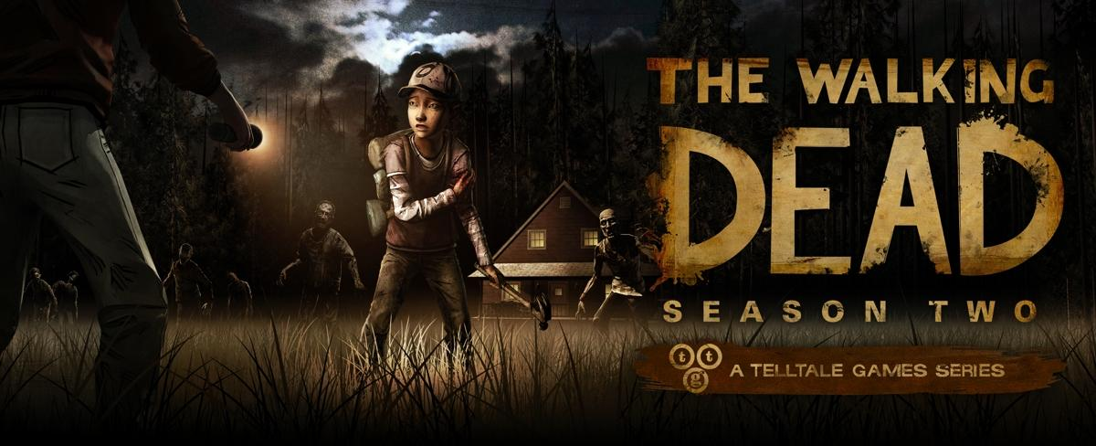 The Walking Dead Season 2 Tell Tale Games slice