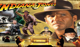 indiana jones slider
