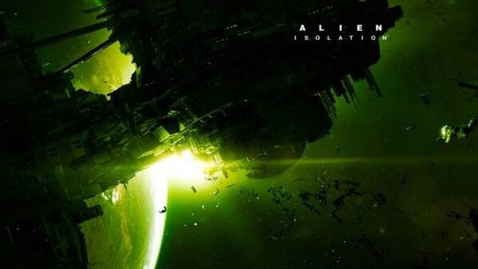 Alien Isolation Video game 02