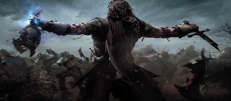 middle-earth shadow of mordor slider