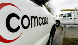 comcast slider