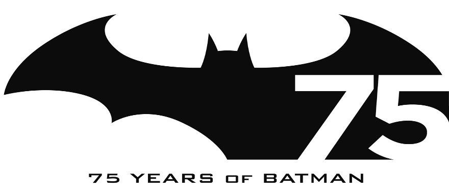 Batman 75th anniversary slider