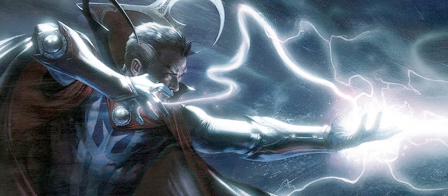 Doctor Strange Slider