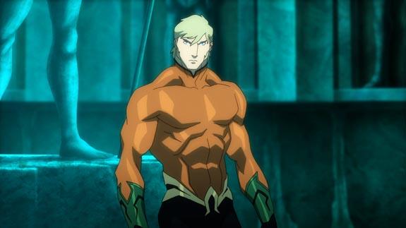 Aquaman Throne of Atlantis