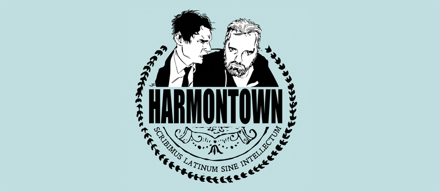 harmontown slider
