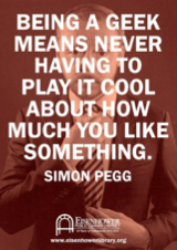 simon pegg geek