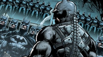 Batman New 52 Futures end