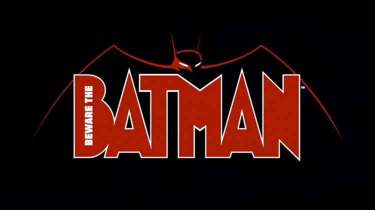 Beware the Batman banner