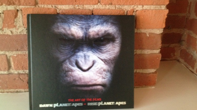 the art of the films dawn of the planet of the apes and rise of the planet of the apes