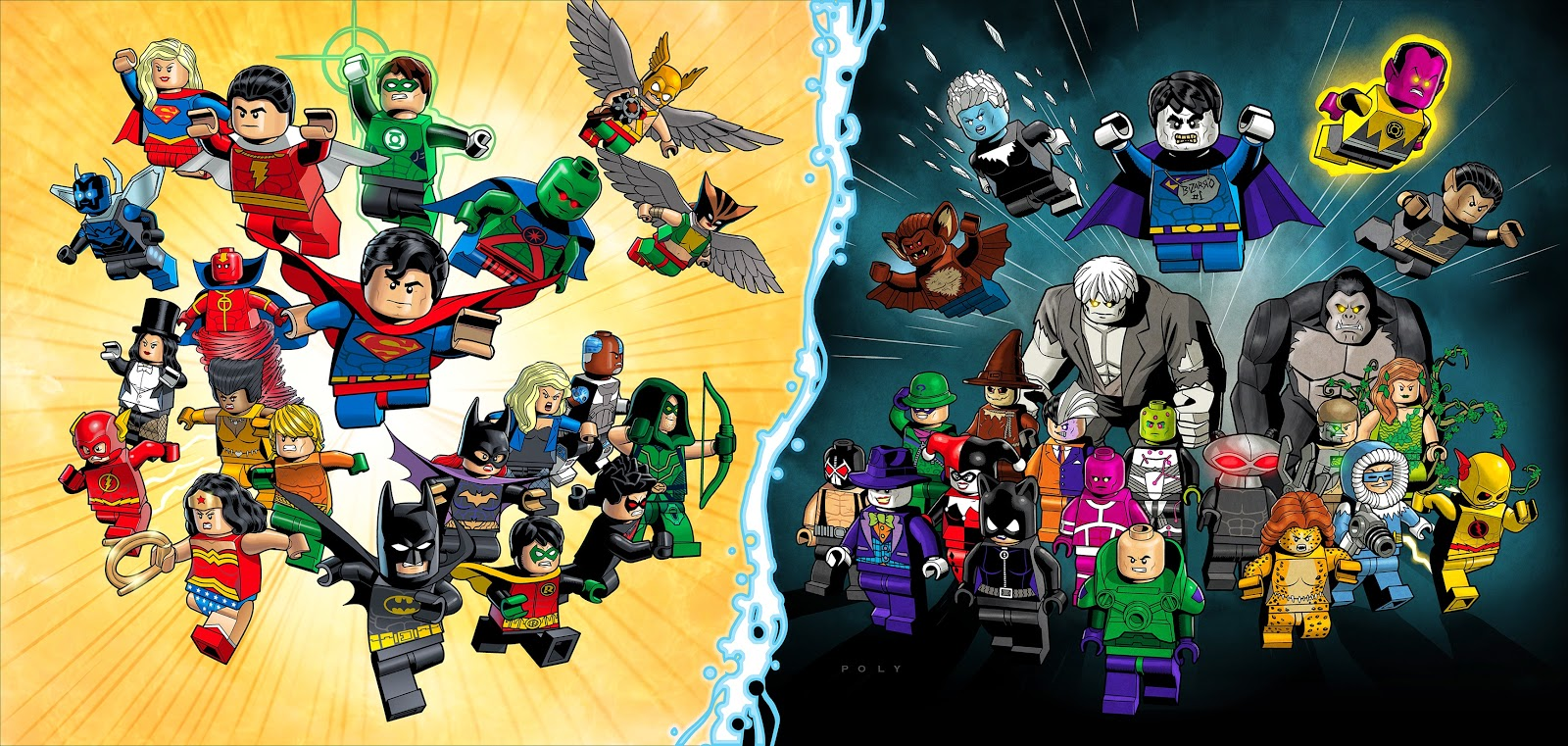 The Toy Chest Lego Dc Superheroes 2015 Set Details