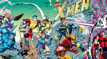 X-Men banner