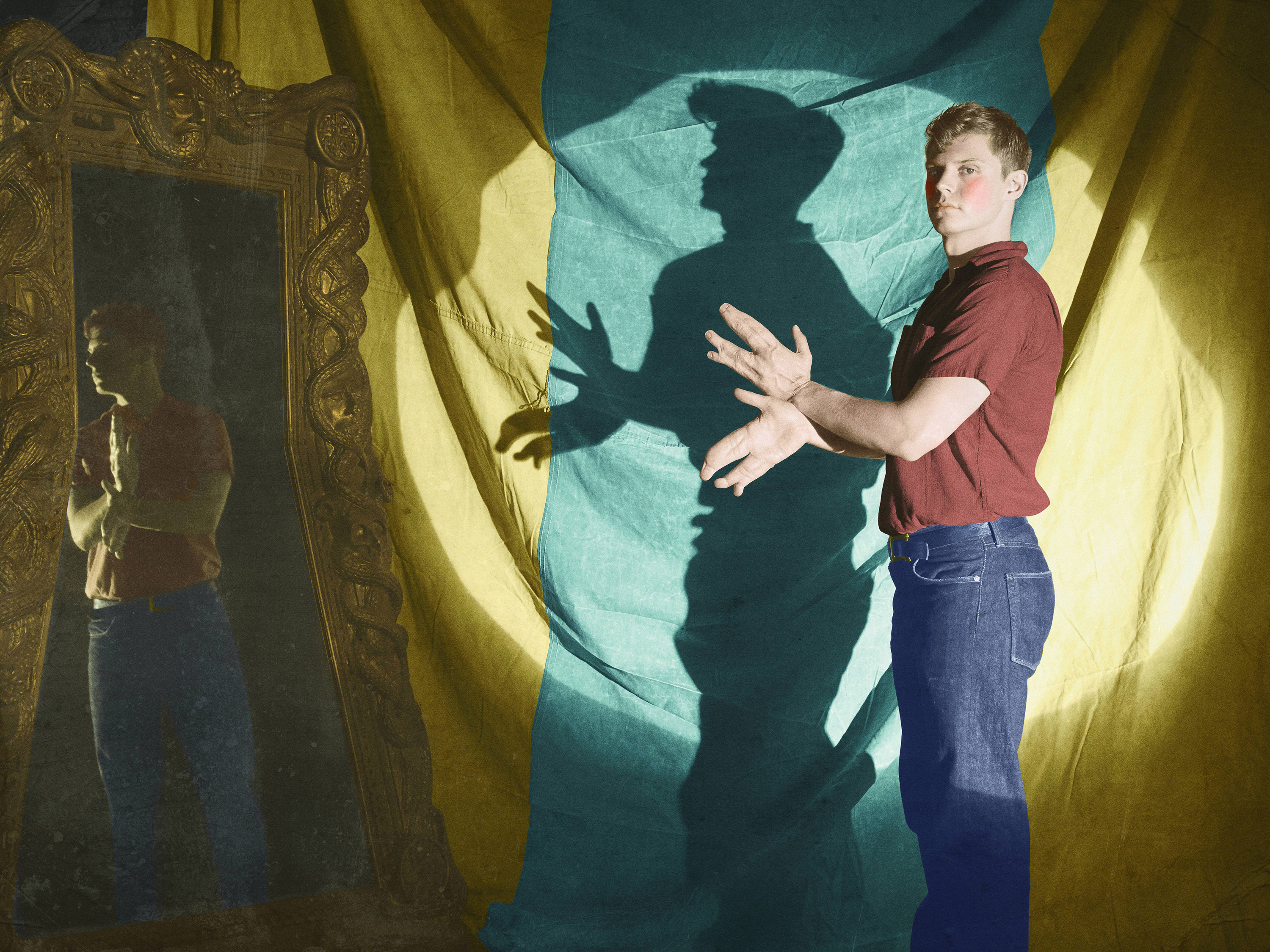 American Horror Story Freakshow - New character posters and explanation of Twisty the Creepy ...