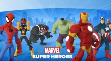 Disney Infinity Marvel Slider